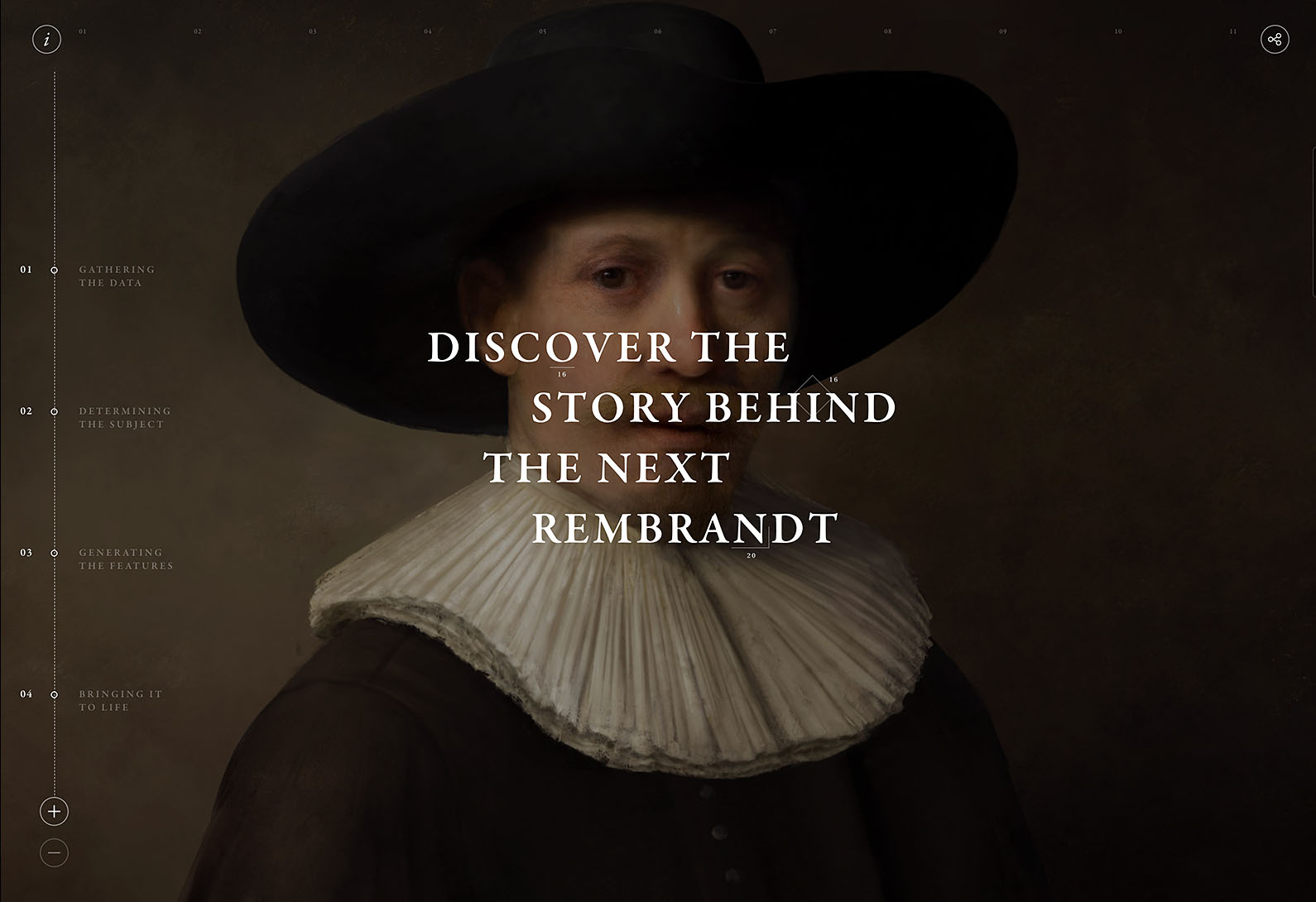 The Next Rembrandt project website-002