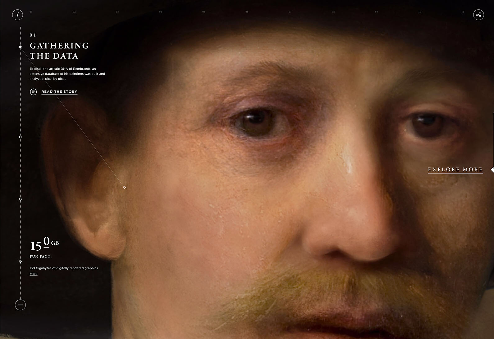The Next Rembrandt project website-003