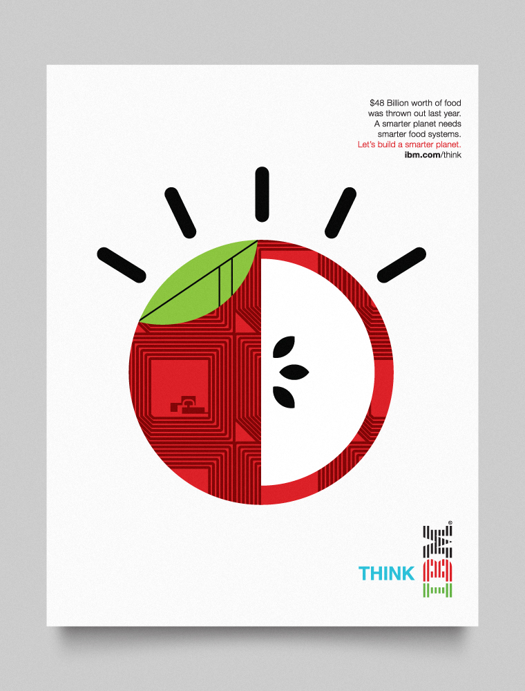 IBM Smarter Planet visual language designed by Office-009