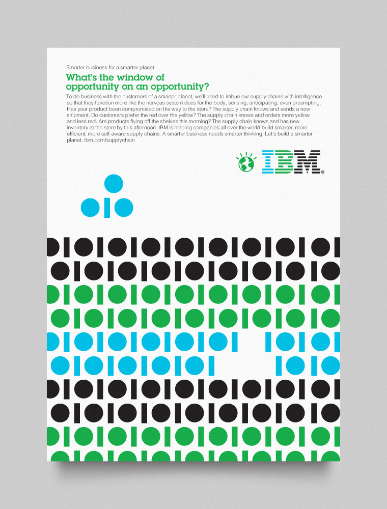 IBM Smarter Planet visual language designed by Office-015