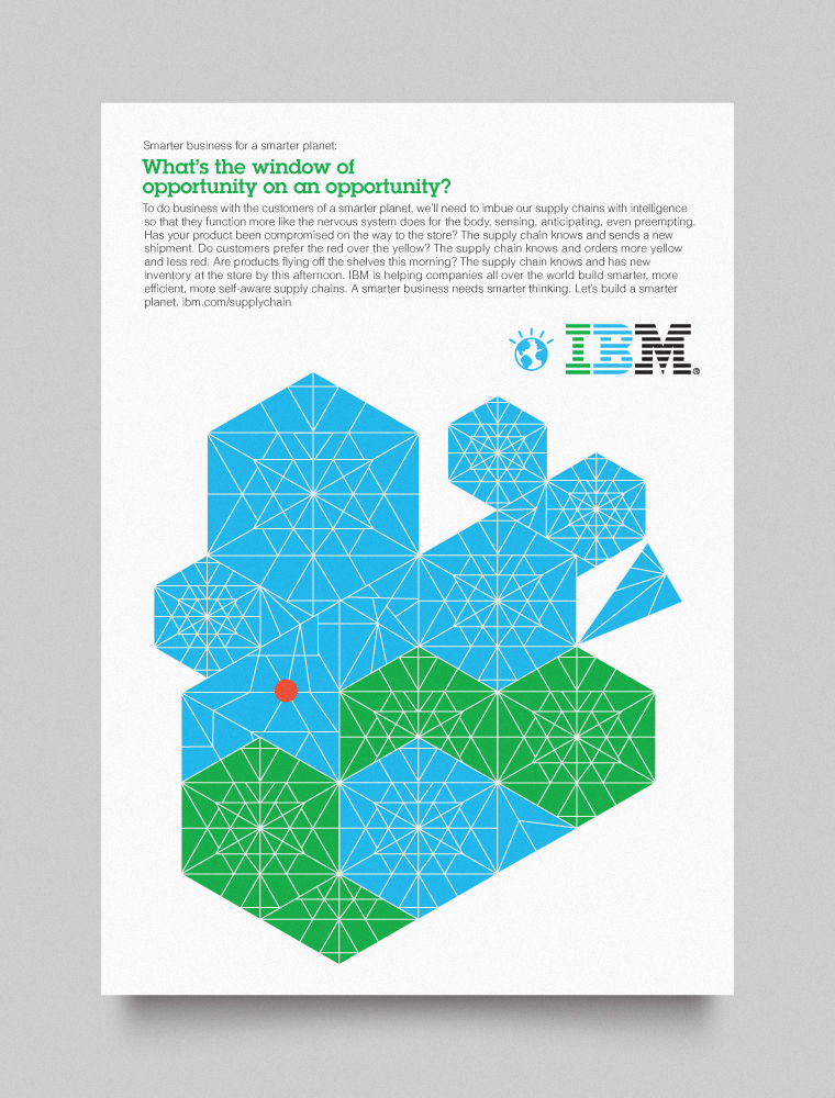 IBM Smarter Planet visual language designed by Office-017