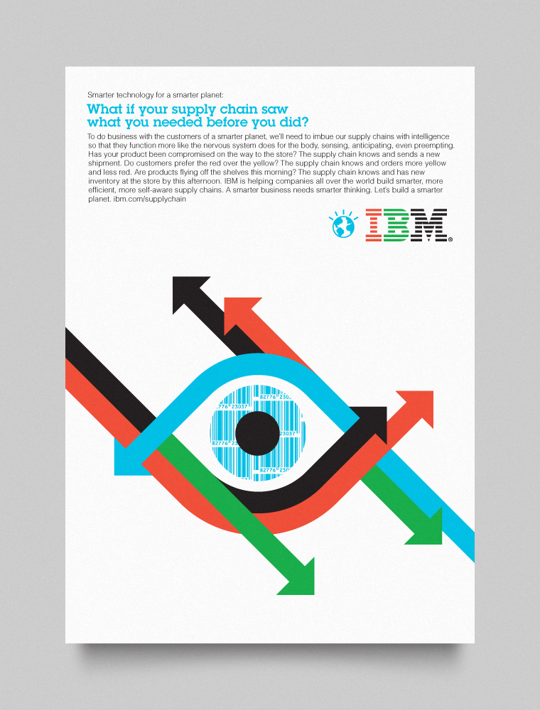 IBM Smarter Planet visual language designed by Office-019