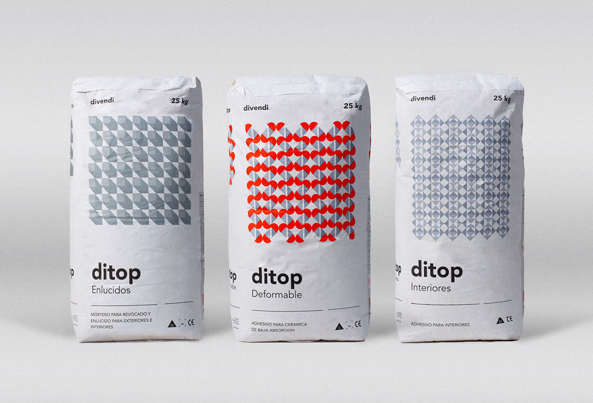 Design of Ditop cement sacks _packaging design-002