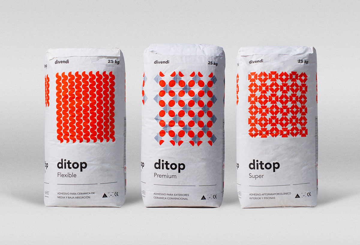 Design of Ditop cement sacks _packaging design-003